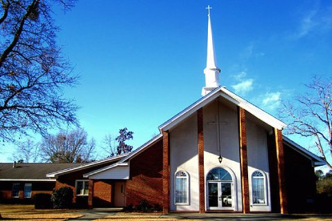 Saluda River Baptist Church
