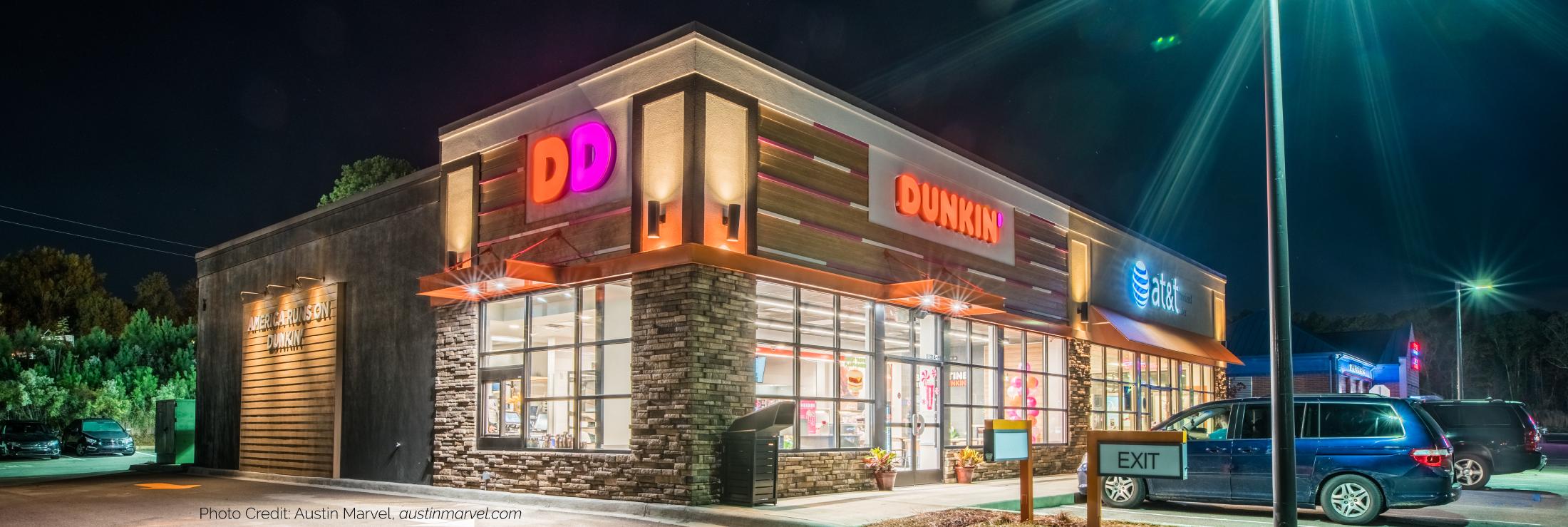 Dunkin Donuts – Ballentine