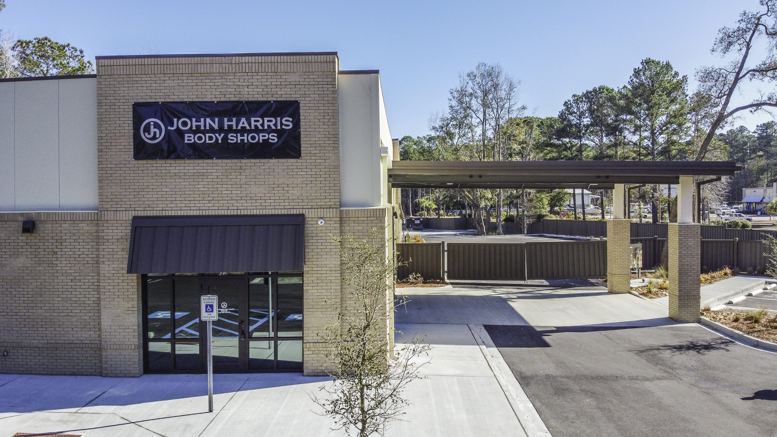 John Harris Body Shop