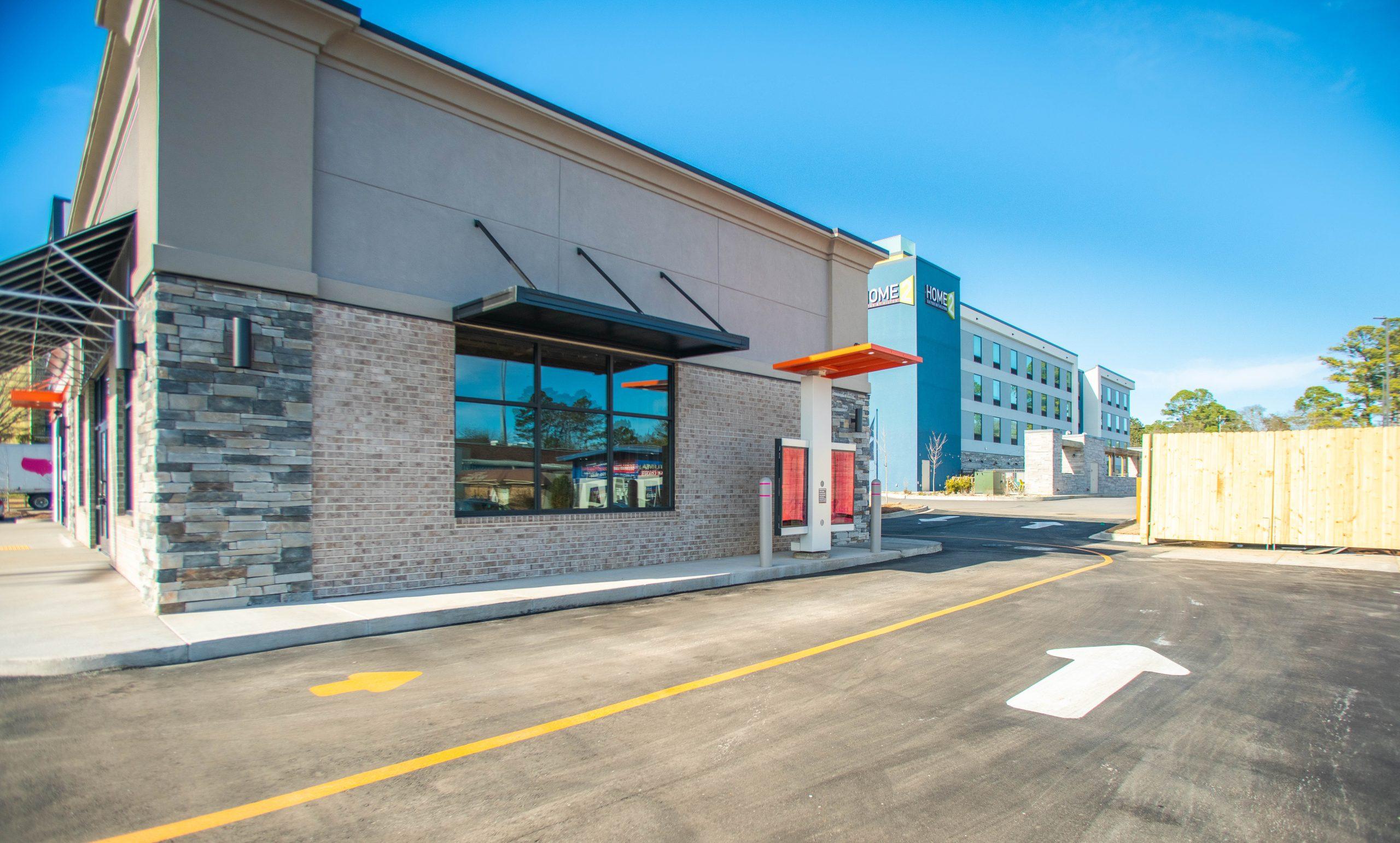 Garners Ferry Retail Center